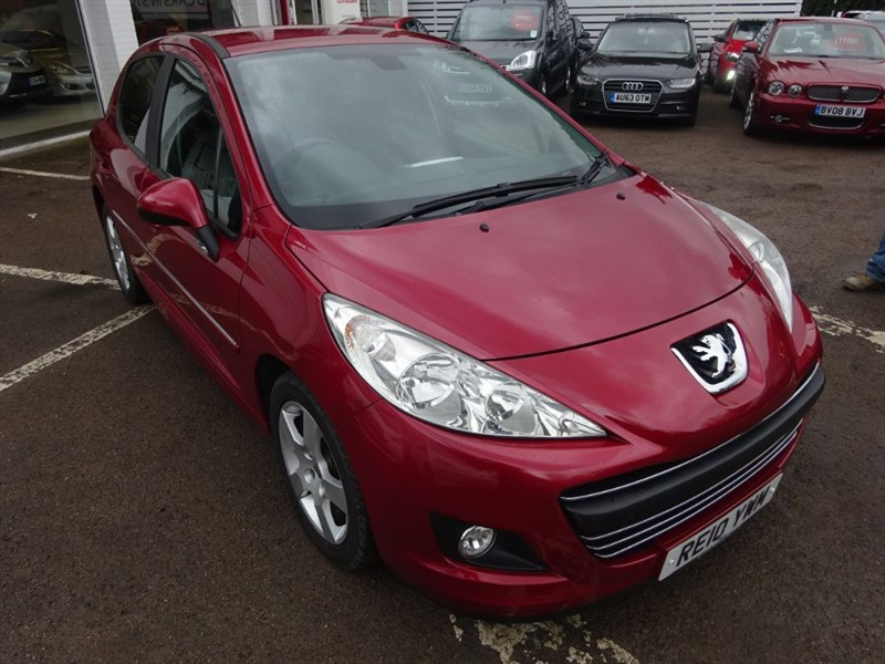 used Peugeot 207 SPORT - FPSH -ALLOYS - AIR CON in amersham