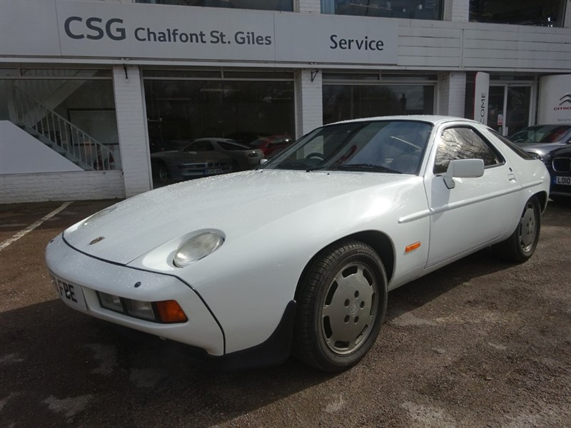 used Porsche 928 S - ALLOYS - AIR CON - ABS - E/W in amersham