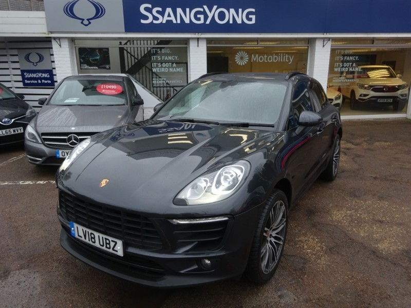 used Porsche Macan PDK - PANROOF - £12024 OF OPTIONS - 21