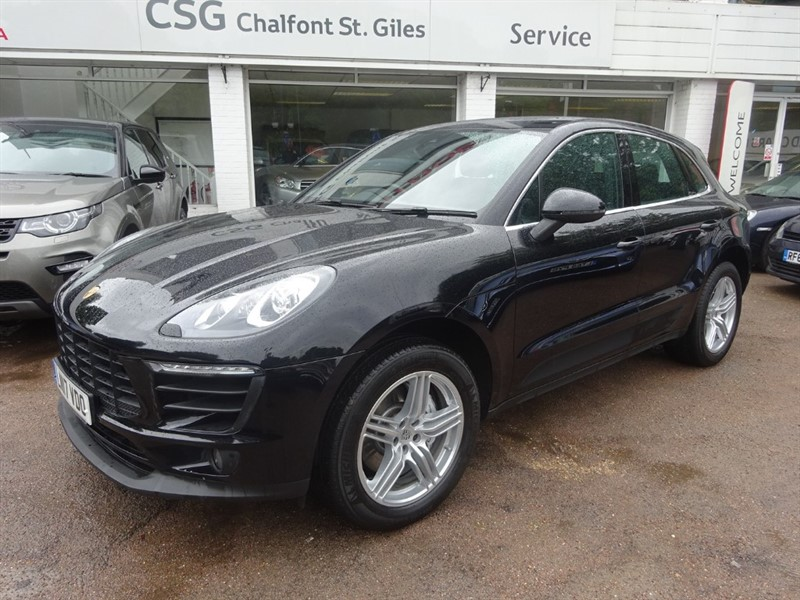 used Porsche Macan S PDK - PANORAMIC ROOF - PCM - BI XENONS in amersham