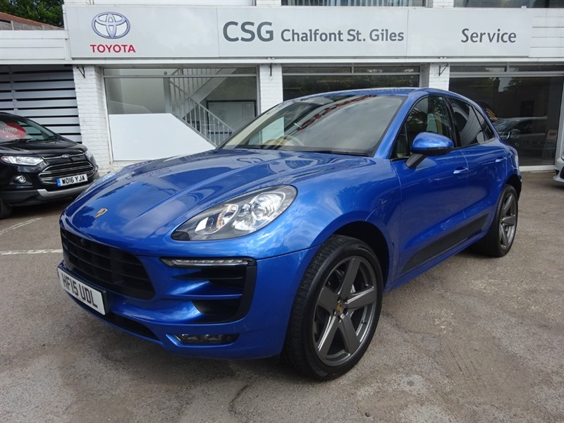 used Porsche Macan D S PDK - PANORAMIC ROOF- 21