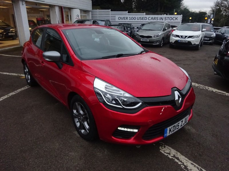 used Renault Clio DYNAMIQUE MEDIANAV ENERGY DCI S/S - FRSH - SAT NAV - BLUETOOTH -ZERO TAX in amersham