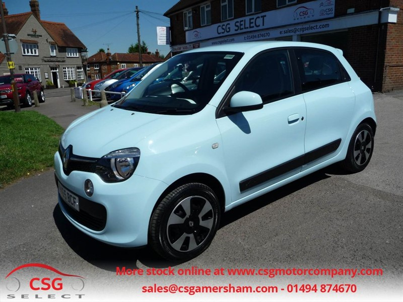 used Renault Twingo PLAY SCE - RENAULT + PACK - BLUETOOTH - AC - DAB in amersham
