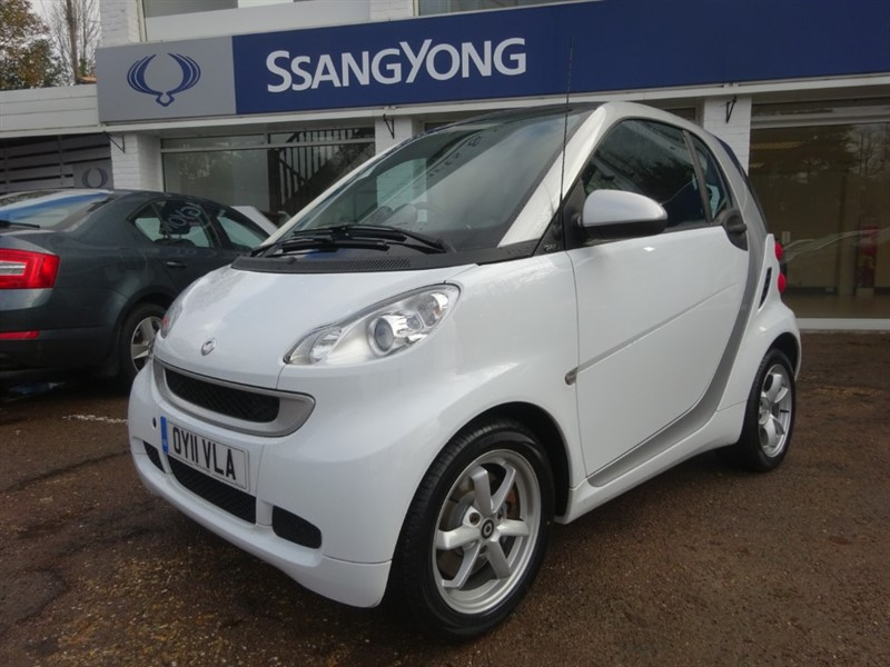 used Smart Car Fortwo Coupe PASSION MHD - H/SEATS - BLUETOOTH - AIR CON - ZERO TAX in amersham