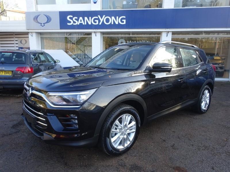 Ssangyong Korando for sale