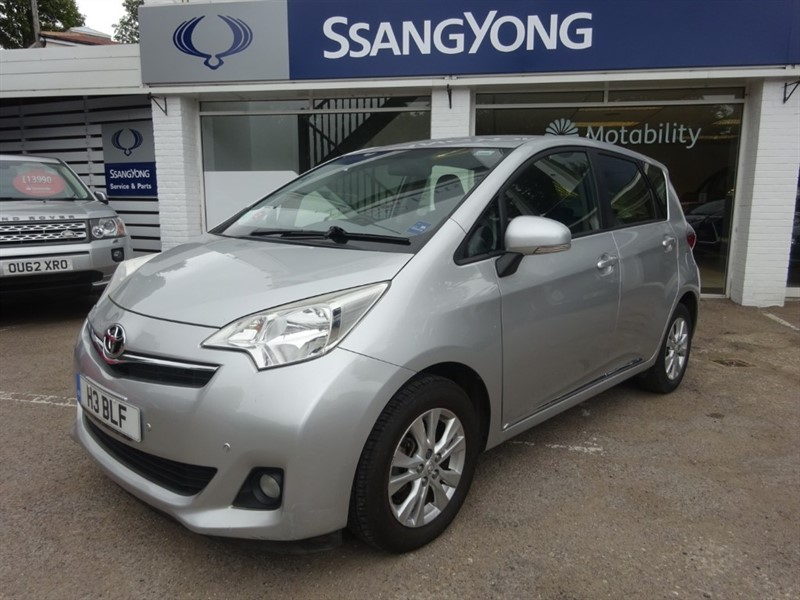 Toyota Verso-S for sale