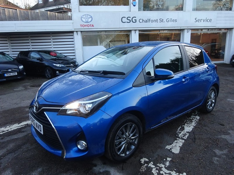 used Toyota Yaris VVT-I ICON M-DRIVE S in amersham
