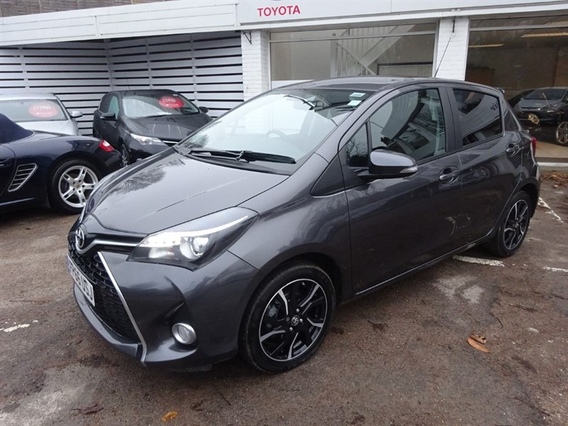 used Toyota Yaris VVT-I DESIGN M-DRIVE S in amersham