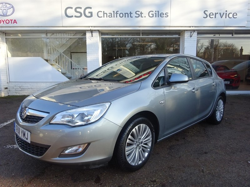 used Vauxhall Astra EXCITE - FSH - CLIMATE - CRUISE in amersham