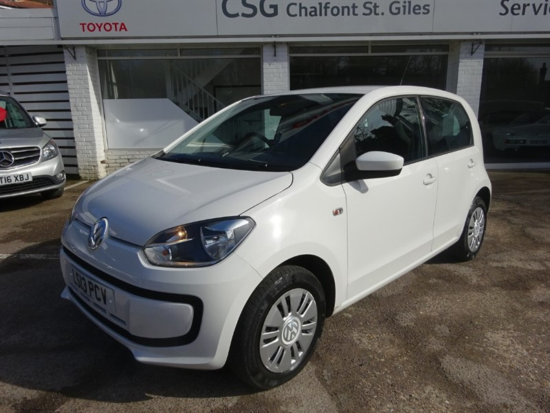 used VW Up MOVE UP - SAT NAV - FVSH - 1 OWNER - AIR CON in amersham