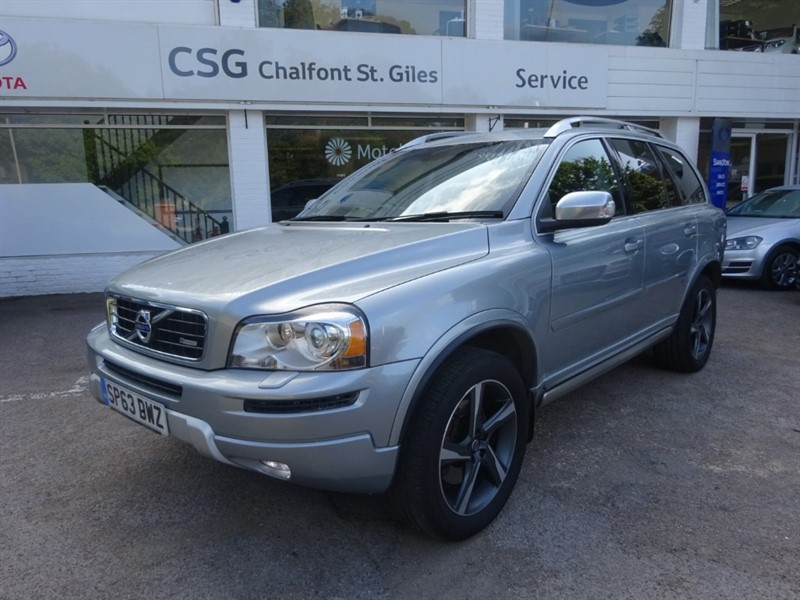 Used Volvo for Sale in Chalfont St Giles, CSG Motor Company |