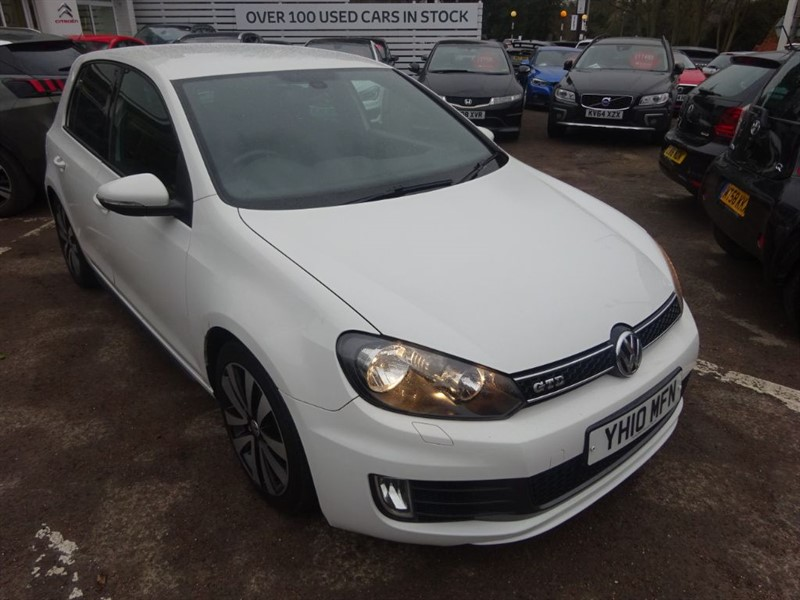 used VW Golf GTD TDI - FSH - BLUETOOTH -ALLOYS - AIR CON in amersham
