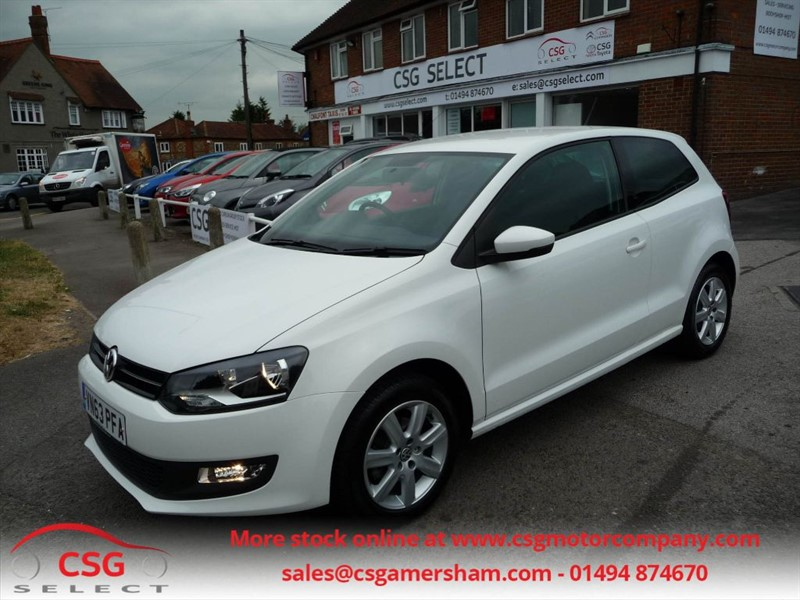 used VW Polo MATCH EDITION - FVWSH - AC - ALLOYS - CRUISE in amersham