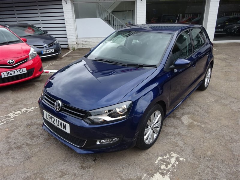 used VW Polo SEL DSG in amersham