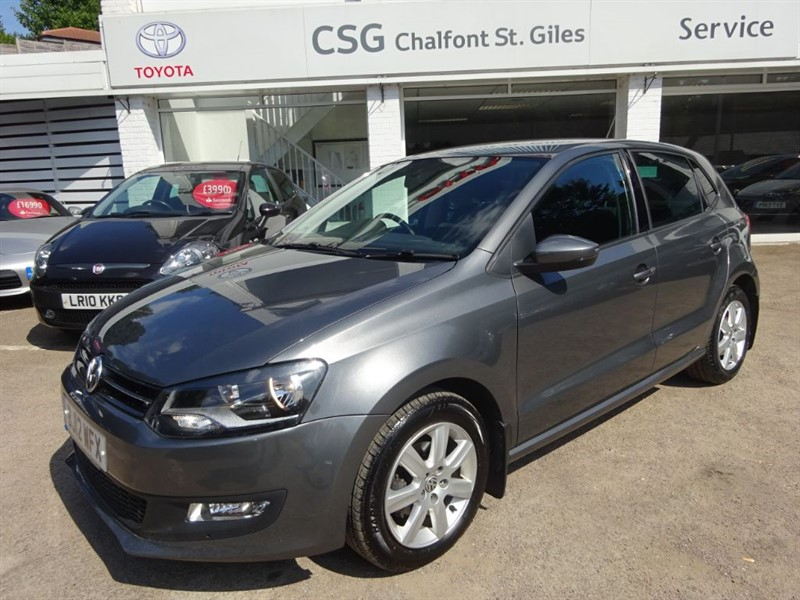 used VW Polo MATCH DSG - CLIMATE CONTROL - ALLOYS in amersham