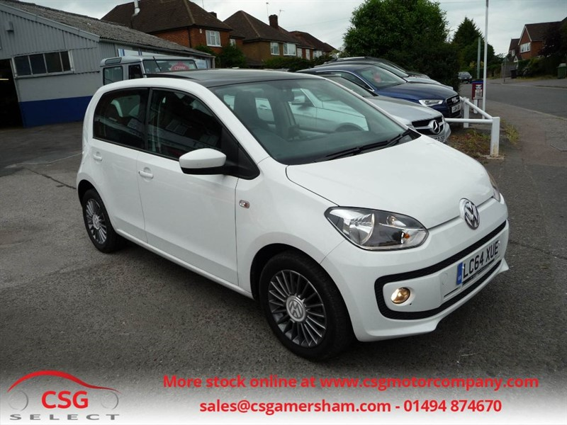 used VW Up HIGH UP - FVWSH - SUNROOF - SAT NAV - BLUETOOTH in amersham