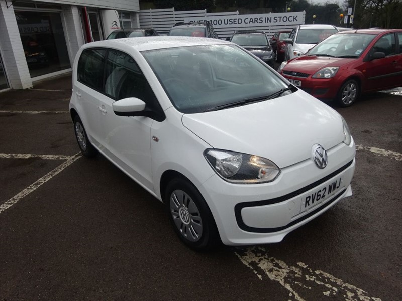used VW Up MOVE UP -SAT NAV - AIR CON -TWENTY POUNDS TAX in amersham