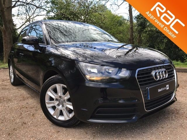 used Audi A1 SPORTBACK TFSI SE in Hitchin-Hertfordshire