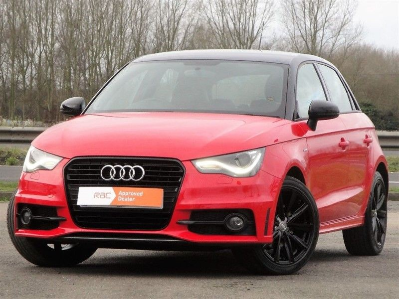 used Audi A1 S LINE for sale in Hitchin-Hertfordshire