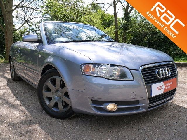 used Audi A4 T in Hitchin-Hertfordshire