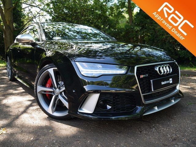 used Audi RS7 RS7 SPORTBACK TFSI V8 QUATTRO for sale in Hitchin Hertfordshire in Hitchin-Hertfordshire