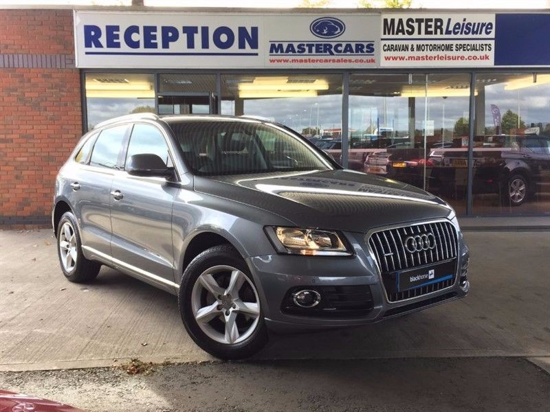 used Audi Q5 TDI QUATTRO SE START/STOP in Hitchin-Hertfordshire