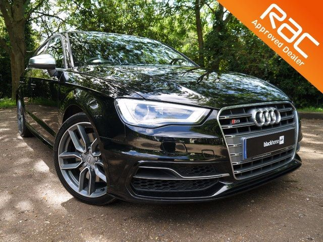 used Audi S3 S3 SPORTBACK QUATTRO on sale in Hitchin Hertfordshire in Hitchin-Hertfordshire