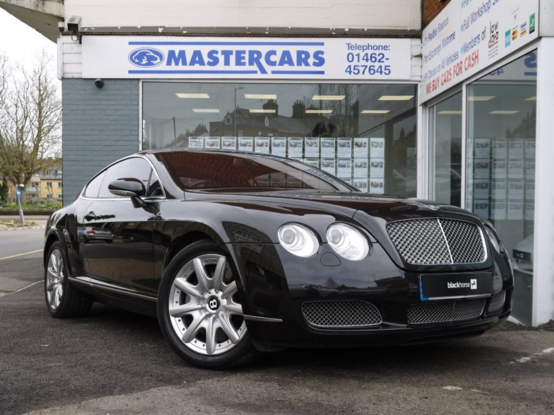 used Bentley Continental GT  in Hitchin-Hertfordshire