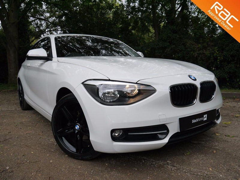 used BMW 116i SPORT for sale in Hitchin Hertfordshire in Hitchin-Hertfordshire