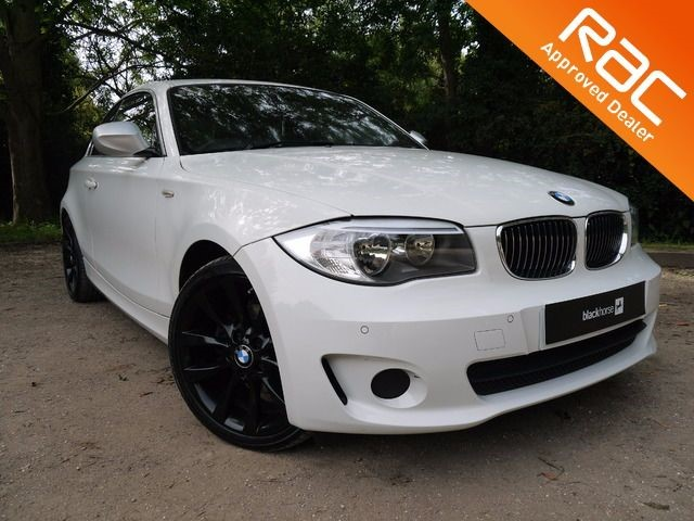 used BMW 118d EXCLUSIVE EDITION BMW for sale in Hitchin Hertfordshire in Hitchin-Hertfordshire
