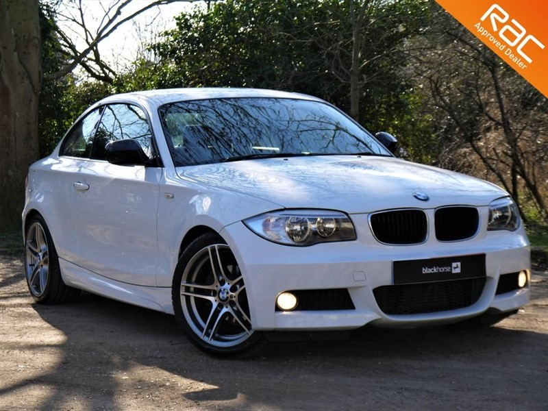 used BMW 118d Sport Coupe  in Hitchin-Hertfordshire