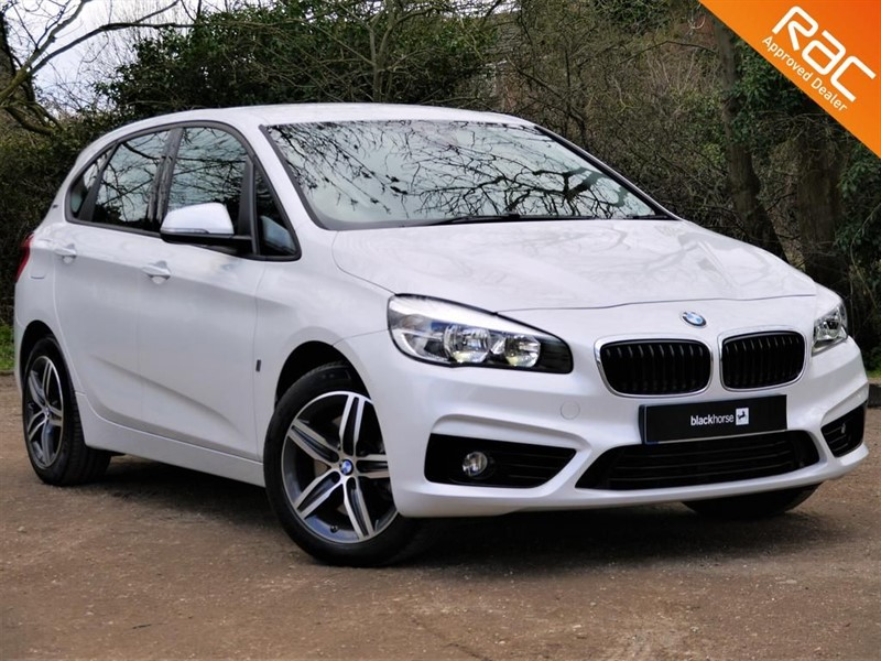 used BMW 225xe PHEV SPORT ACTIVE TOURER in Hitchin-Hertfordshire