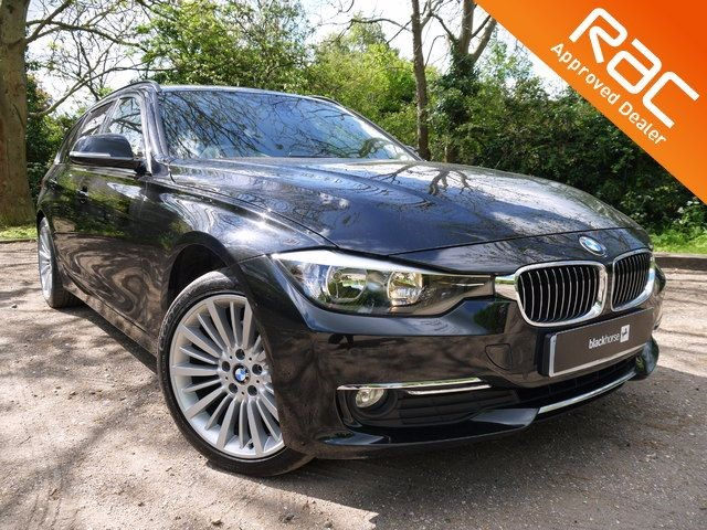 used BMW 320d XDRIVE LUXURY TOURING in Hitchin-Hertfordshire