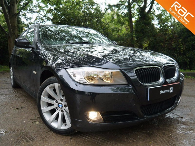used BMW 320d SE TOURING in Hitchin-Hertfordshire