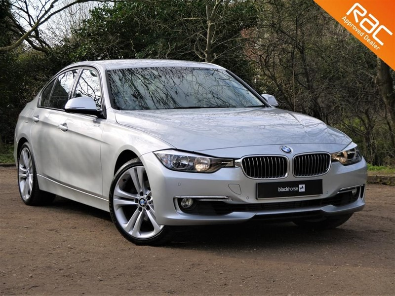 used BMW 330d LUXURY in Hitchin-Hertfordshire