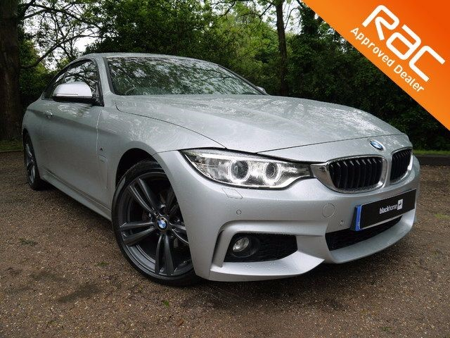 used BMW 420d M SPORT in Hitchin-Hertfordshire