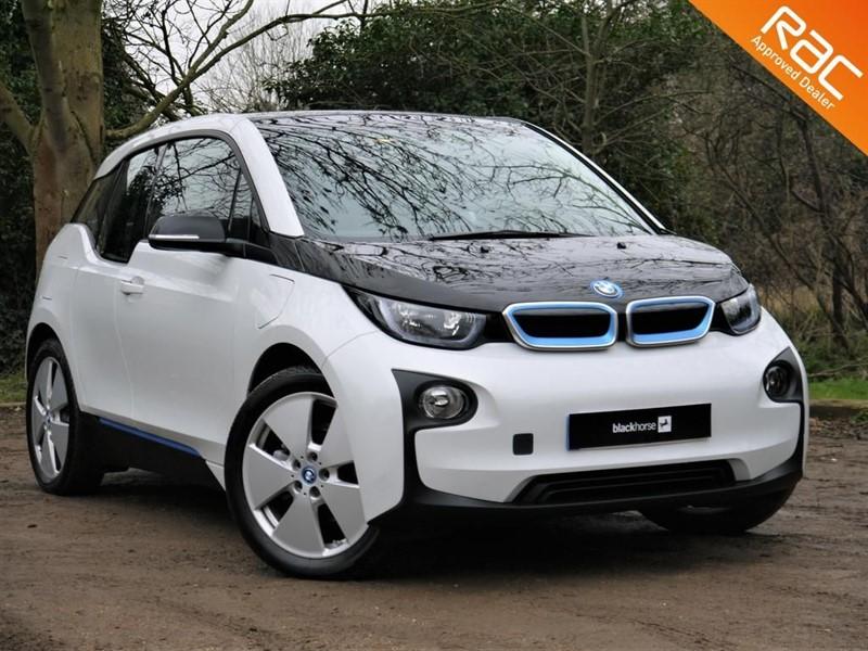 used BMW i3 94Ah RANGE EXTENDER in Hitchin-Hertfordshire