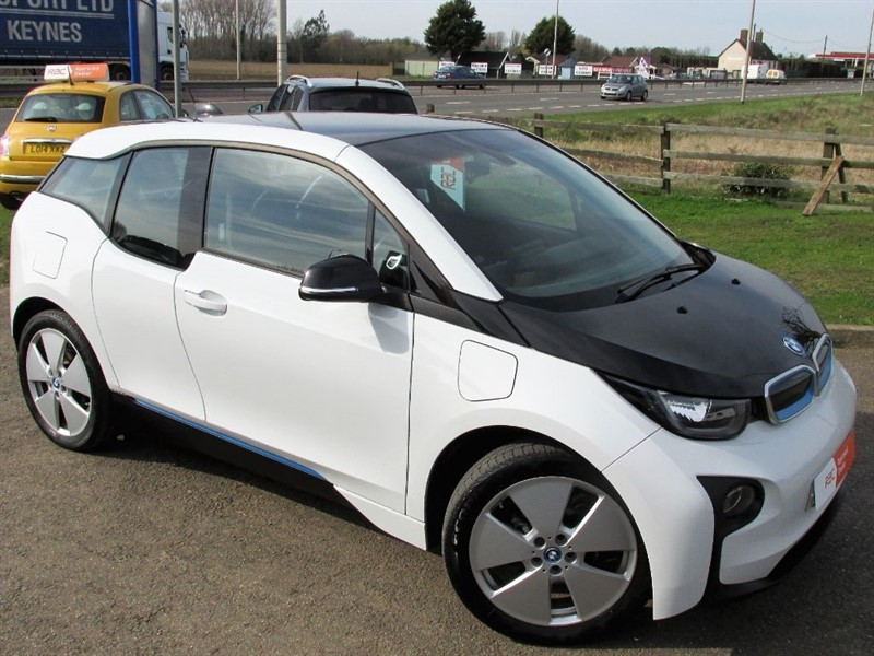 used BMW i3 I3 RANGE EXTENDER with SUITE Package in Hitchin-Hertfordshire