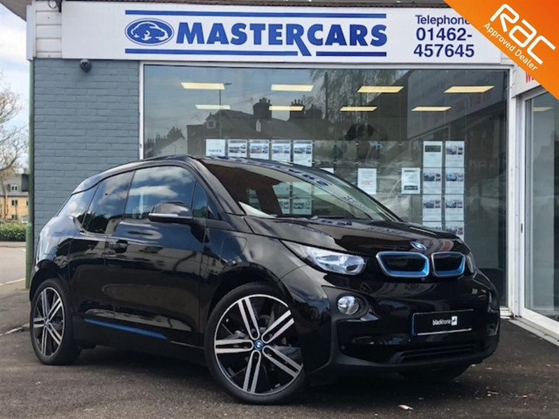 used BMW i3 94 AH RANGE EXTENDER SUITE in Hitchin-Hertfordshire
