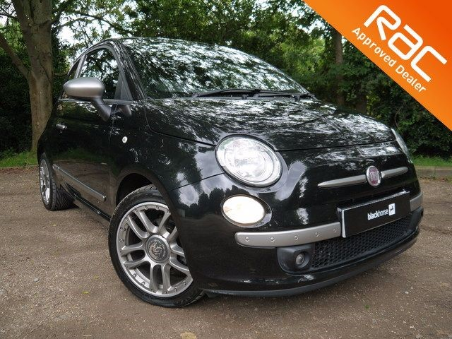 used Fiat 500 BYDIESEL for sale in Hitchin Hertfordshire in Hitchin-Hertfordshire