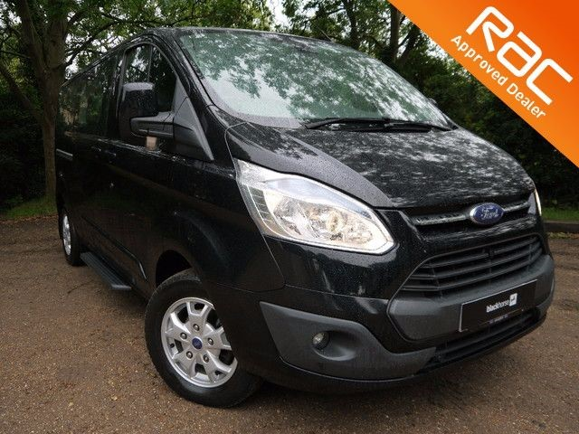 used Ford Tourneo Custom 300 Limited TDCI LWB in Hitchin-Hertfordshire