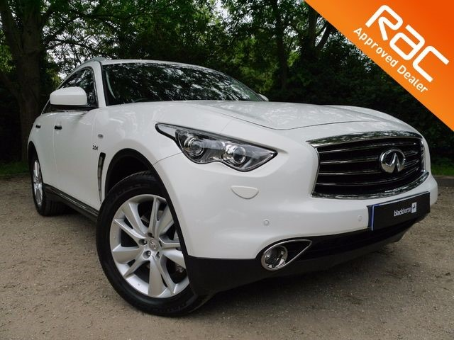 used Infiniti QX70 GT D 4x4 for sale in Hitchin Hertfordshire in Hitchin-Hertfordshire