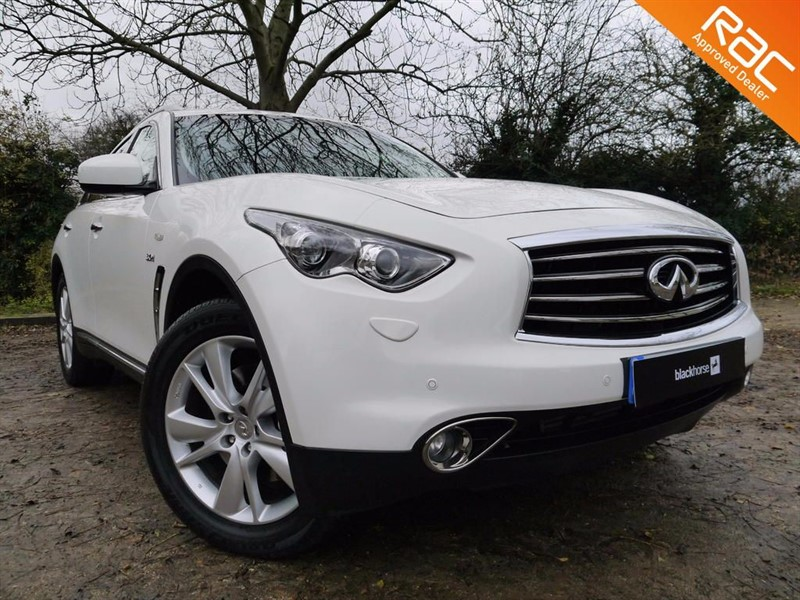 used Infiniti QX70 GT D in Hitchin-Hertfordshire