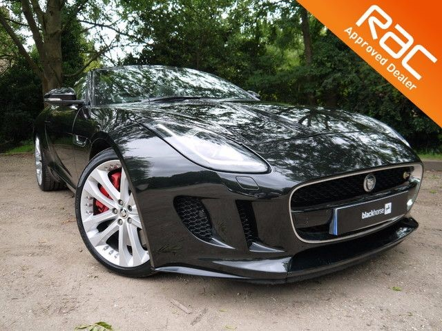 used Jaguar F-Type V6 S for sale in Hitchin Hertfordshire in Hitchin-Hertfordshire