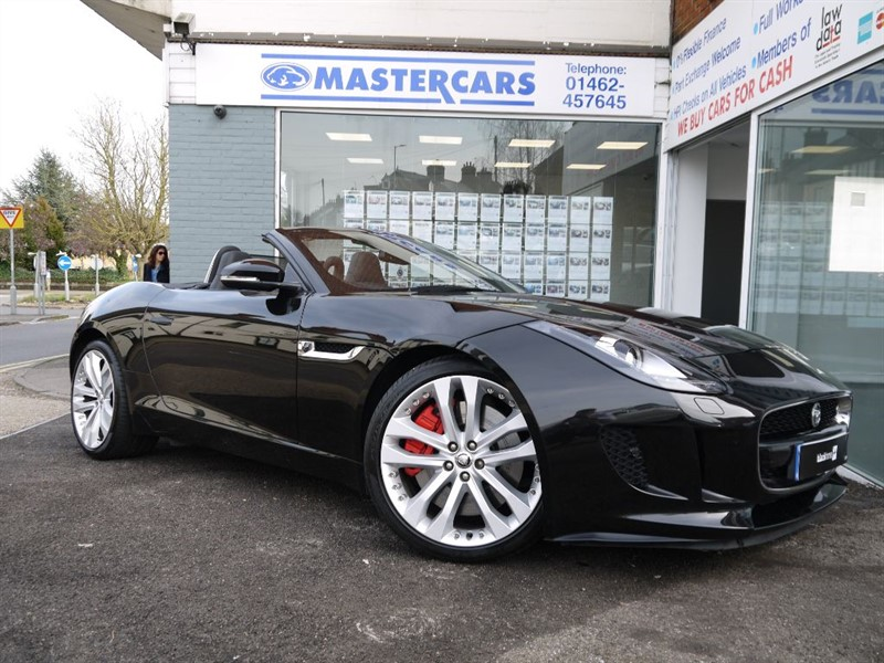 used Jaguar F-Type V6 S For Sale in Hitchin-Hertfordshire