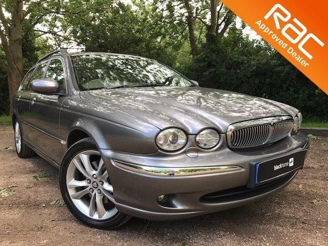 used Jaguar X-Type SE in Hitchin-Hertfordshire