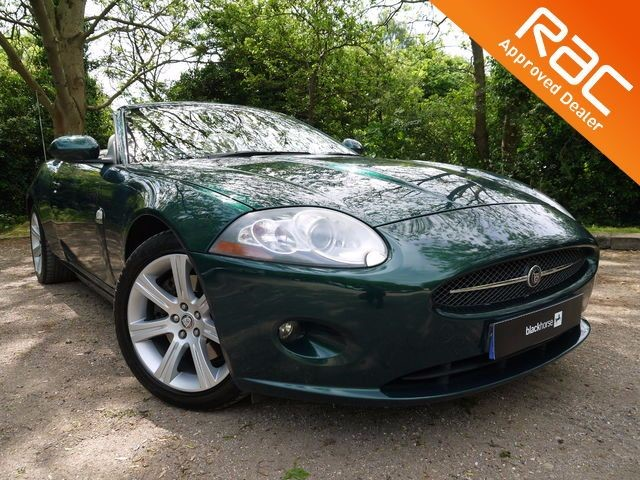 used Jaguar XK CONVERTIBLE in Hitchin-Hertfordshire