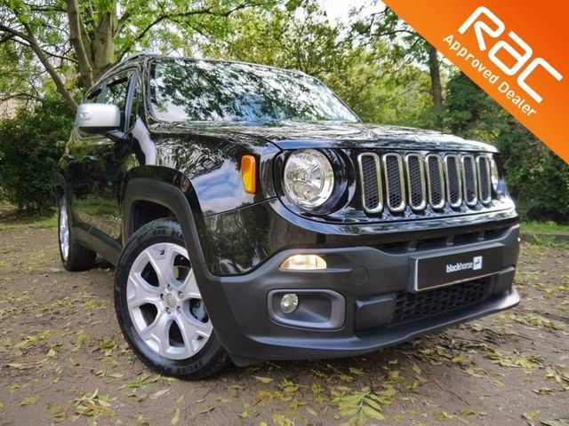 used Jeep Renegade M-JET LIMITED in Hitchin-Hertfordshire
