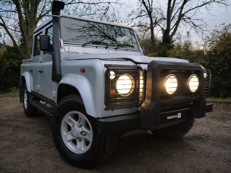 used Land Rover Defender Defender 110 Double Cab Pick Up in Hitchin-Hertfordshire