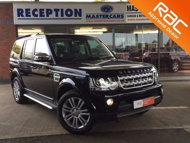 used Land Rover Discovery SDV6 HSE in Hitchin-Hertfordshire